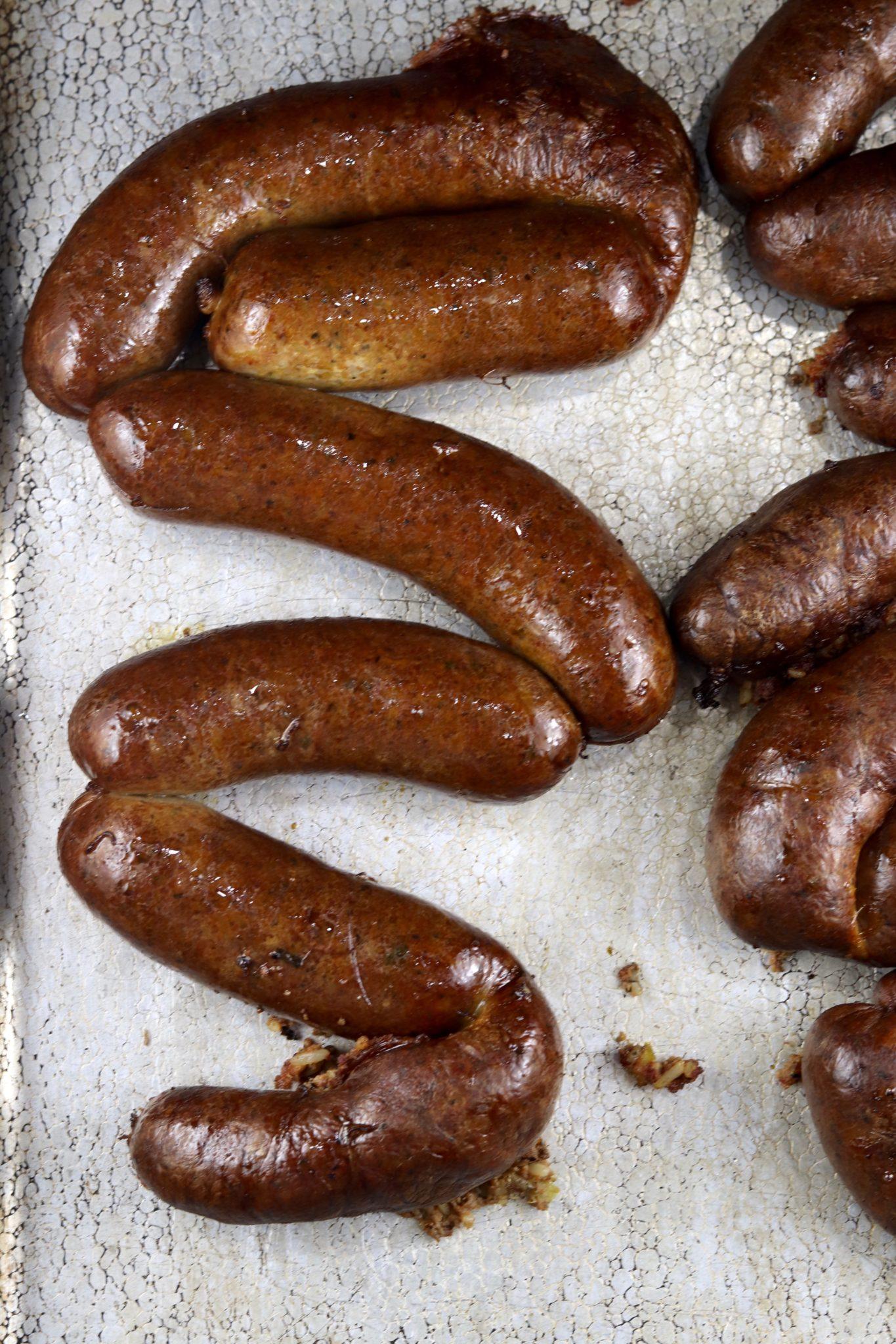Smoked Boudin Sausage