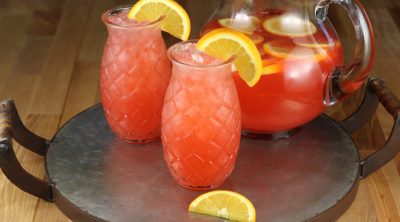 Vodka Fruit Punch Recipe
