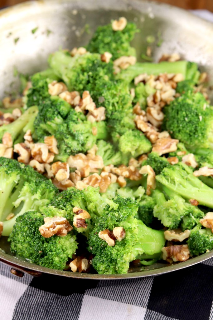 broccoli skillet