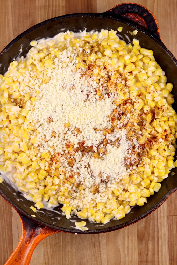 Mexican Elote Skillet