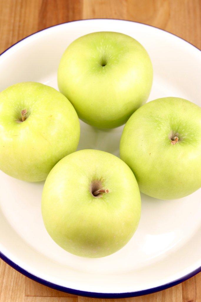 Apples for apple crisp