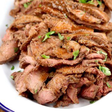 Carne Asada grilled steak