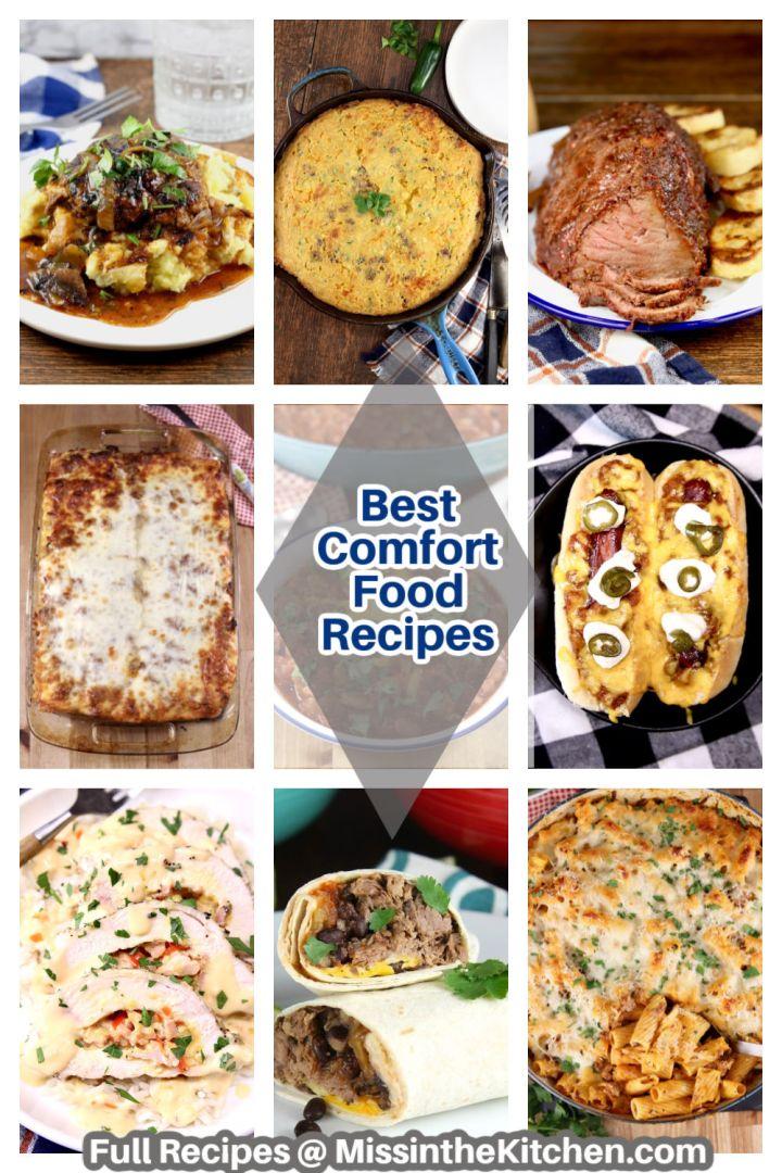 Best Comfort Food Recipes