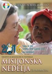 gradiva za misijonsko nedeljo