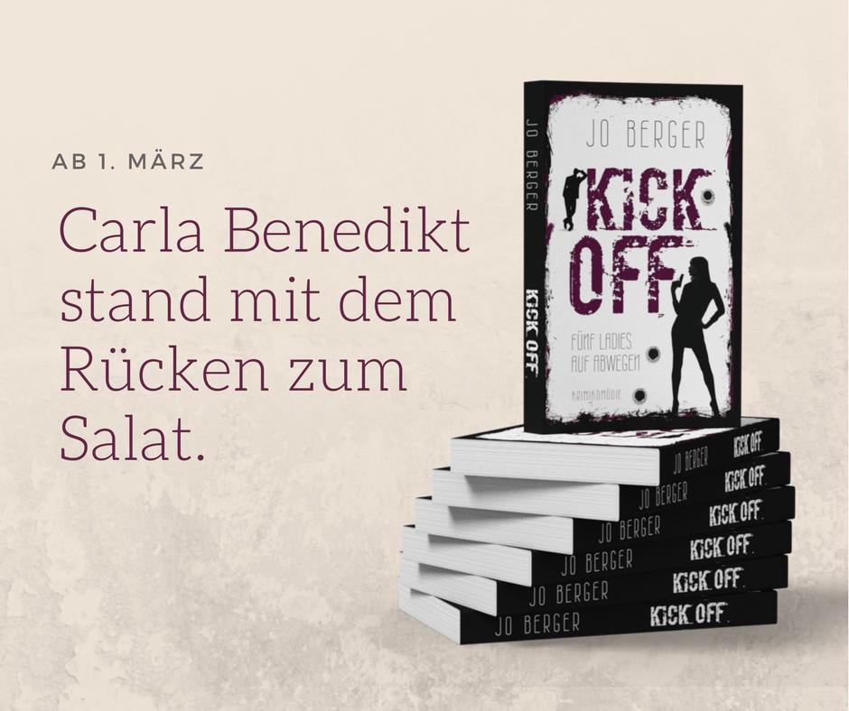 Kick off - Roman Jo Berger Erster Satz