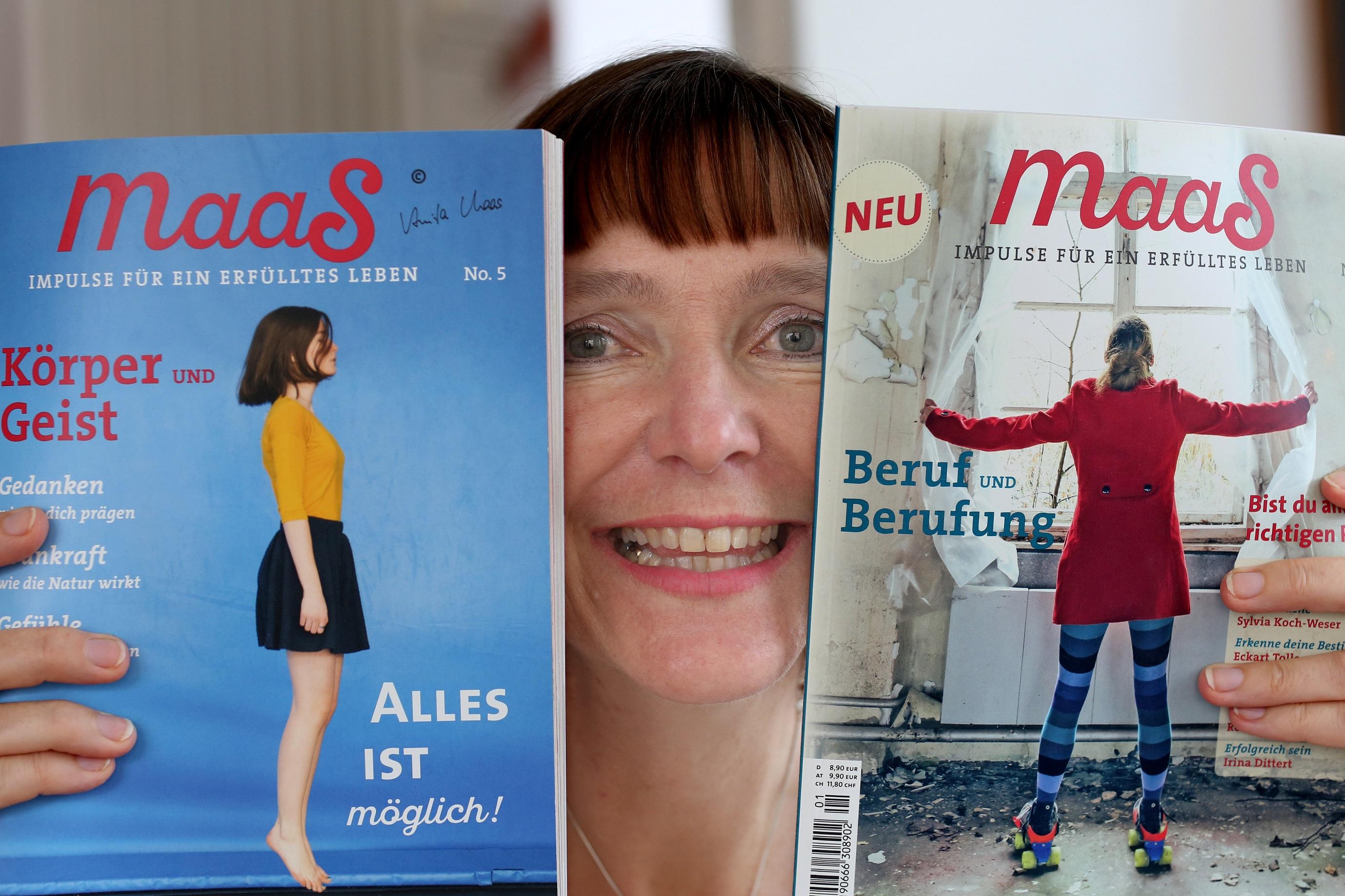 Anita Maas Mindstyle Magazin