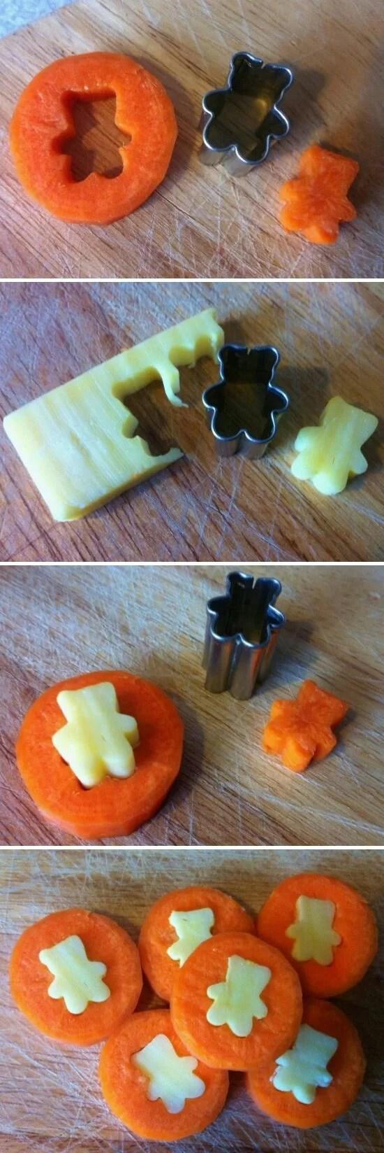 gesundes Vesper, Gesunde Snacks für Schule und Kindergarten, Mission Mom