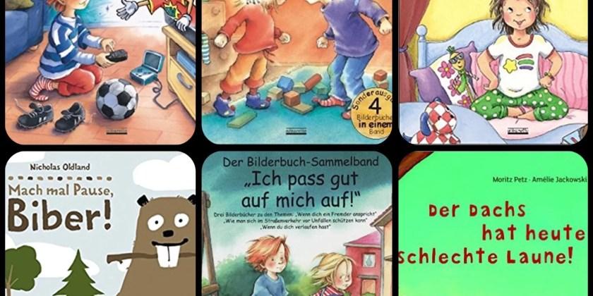 Diese 6 Kinderbücher solltest du kennen, liebe Mama!