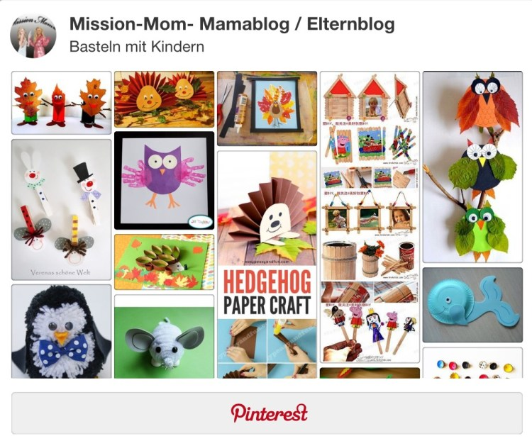 Mission Mom Pinterest