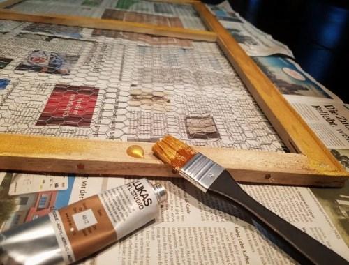 Memoboard DIY Pinnwand selber machen