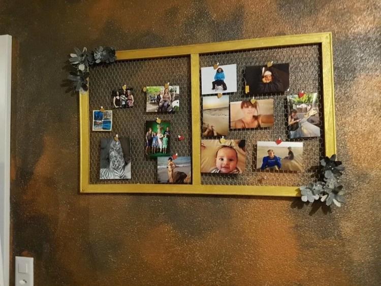 DIY Geschenk, DIY Pinnwand Geschenk basteln – coole Idee einfach umgesetzt, Mission Mom