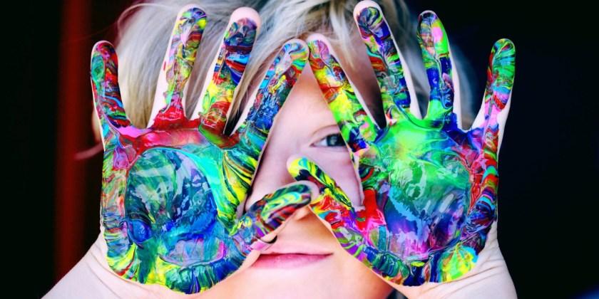 Basteln mit Kindern  und Kleinkindern – Ideen, Tipps und Inspiration