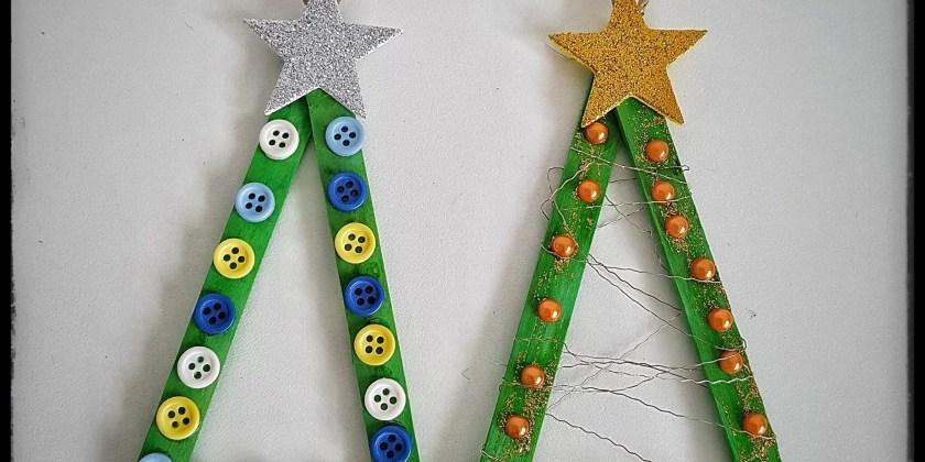 Kinder,Bastelideen kinder,Winter Kinder,Bastelideen Kleinkinder, Mit Kindern basteln für Weihnachten-einfacher Baumschmuck, Mission Mom, Mission Mom