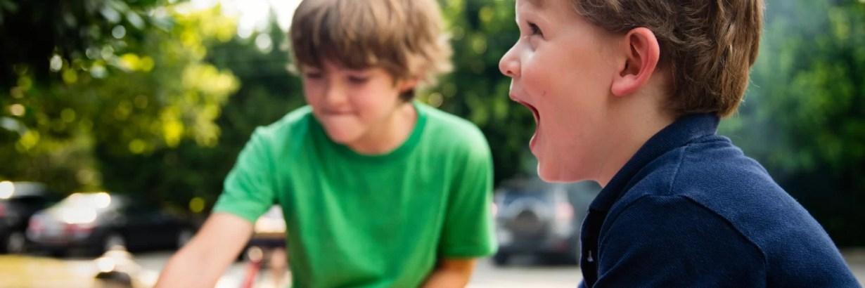 Kinderspiele für draussen und Garten