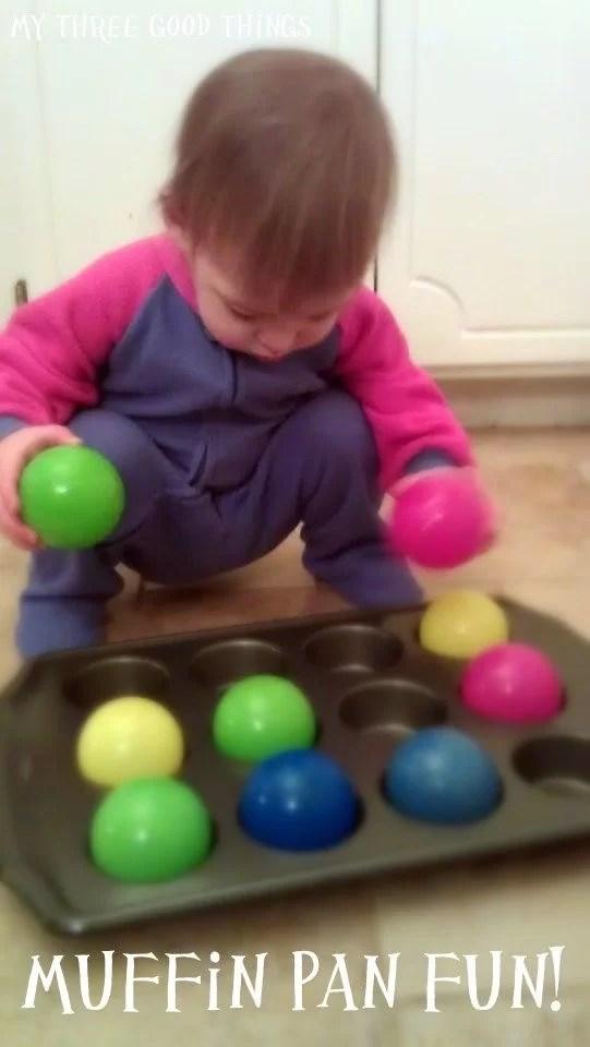 Beschäftigungsideen für kleinkinder