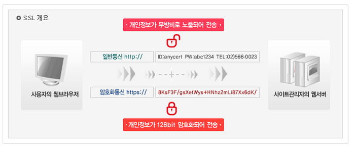 SSL (Secured Socket Layer) 이란