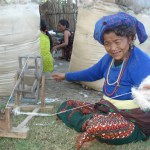 Nepal Mission Making-thread-from-the-sheeps-hair COMMUNITY DEVELOPMENT