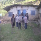 Kuwapani-school-after-earthquake-destruction