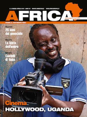 Africa marzo aprile 2019