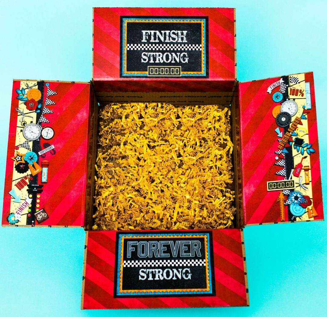 Finish Strong ~ Forever Strong Kit