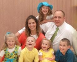 Sharp Family Photo