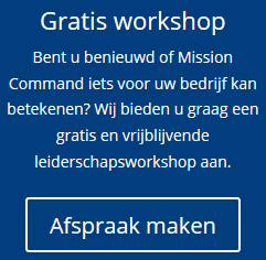 Meer weten over Mission Command?