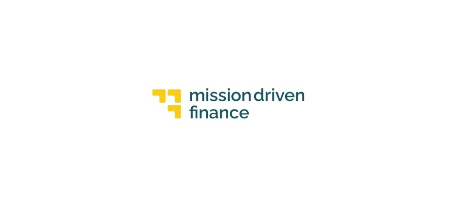 Introducing new Mission Driven Finance logo