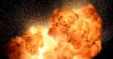 Esplosione delle polveri