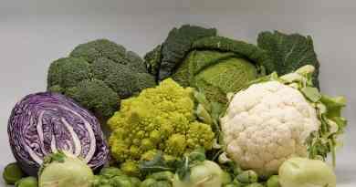 Sapevi che broccoli, crauti e cavolfiore derivano dalla stessa pianta?