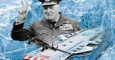 Guerre con navi di ghiaccio