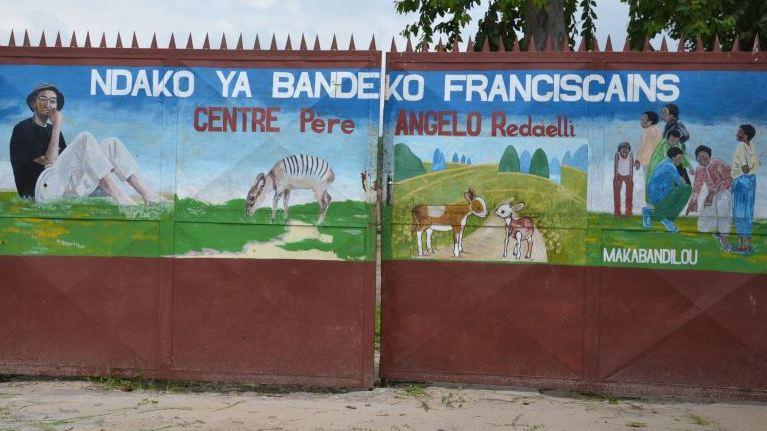 """Progetto """"Gestione ordinaria centro Ndako Ya Bandeko"""" [CON5]"""