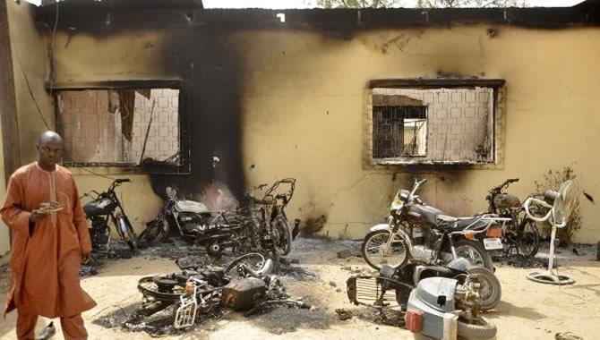 CAMERUN - Solo la Chiesa assiste le vittime di Boko Haram