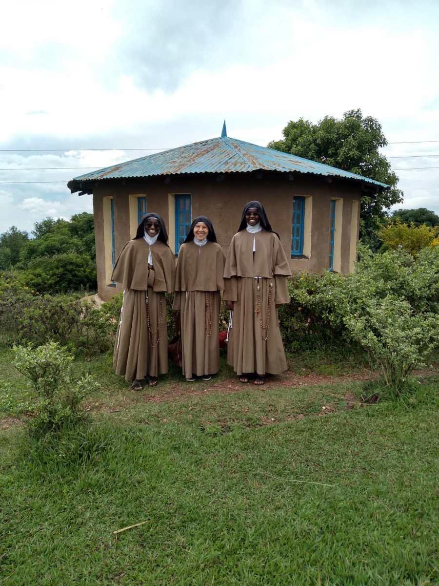 Clarisse del Rwanda: un seme che porta frutto