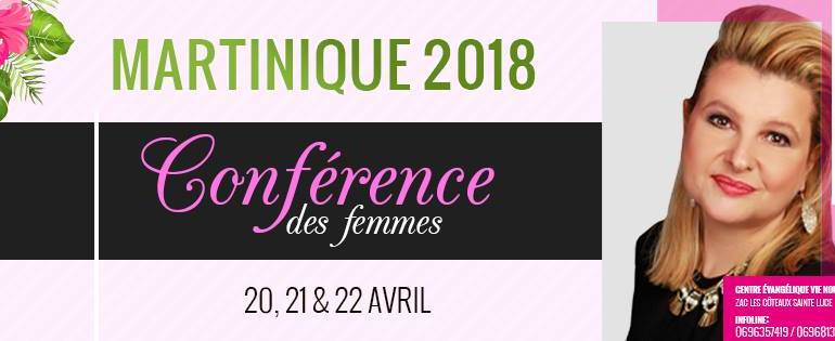 Conférence des Femmes – Martinique 2018