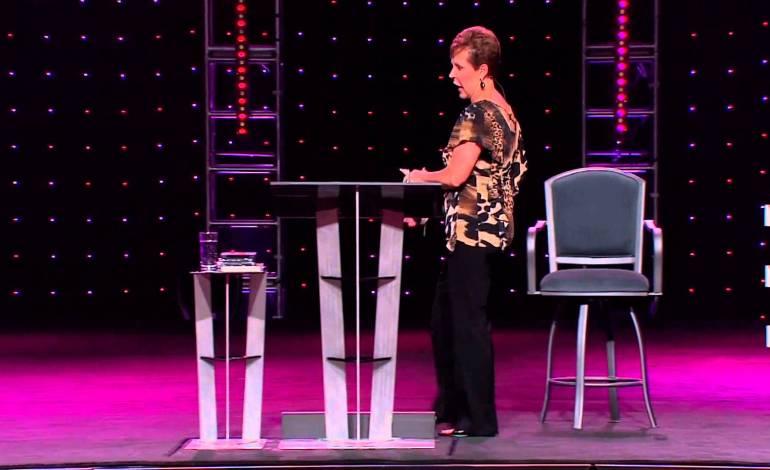 Joyce Meyer – Les obstacles à l'exaucement des prières – partie 2/3