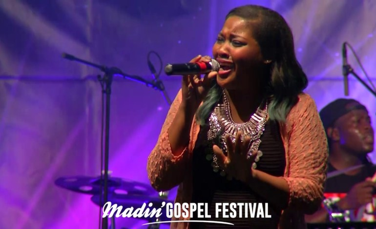 MADIN' GOSPEL FESTIVAL 2016 – Jackson CHERY / Bridging the gap : Attire moi