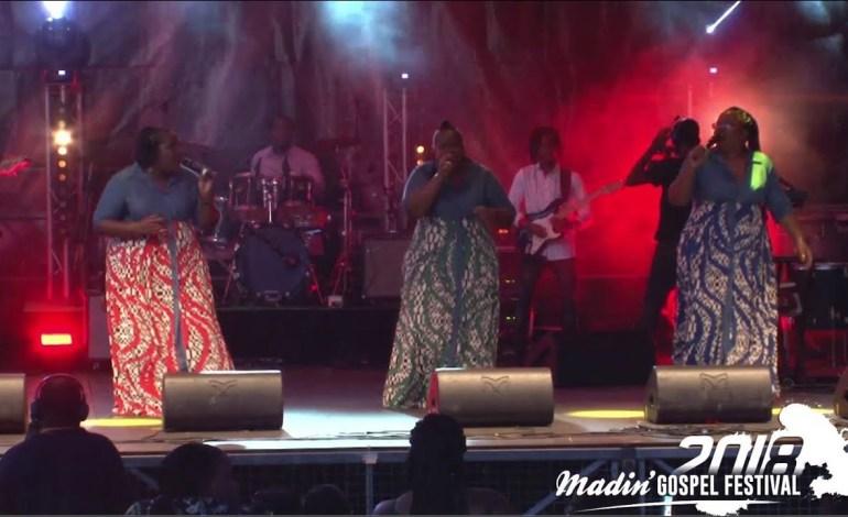 Madin'Gospel Festival 2018 – 4 Me GOSPEL : Dans le nom de Jésus