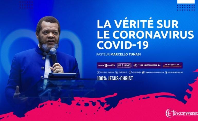 La vérité sur le Covid-19. Pasteur Marcello TUNASI