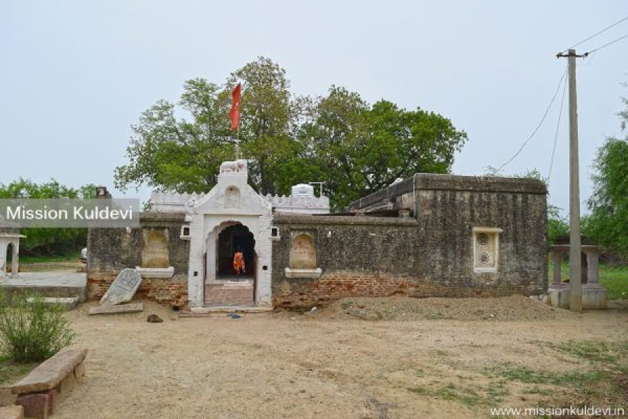 Sugali Mata Temple - Auwa (Pali)