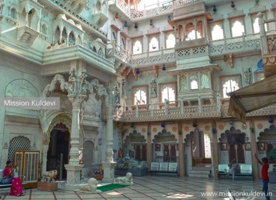 Aaiji Mata Temple Bilara
