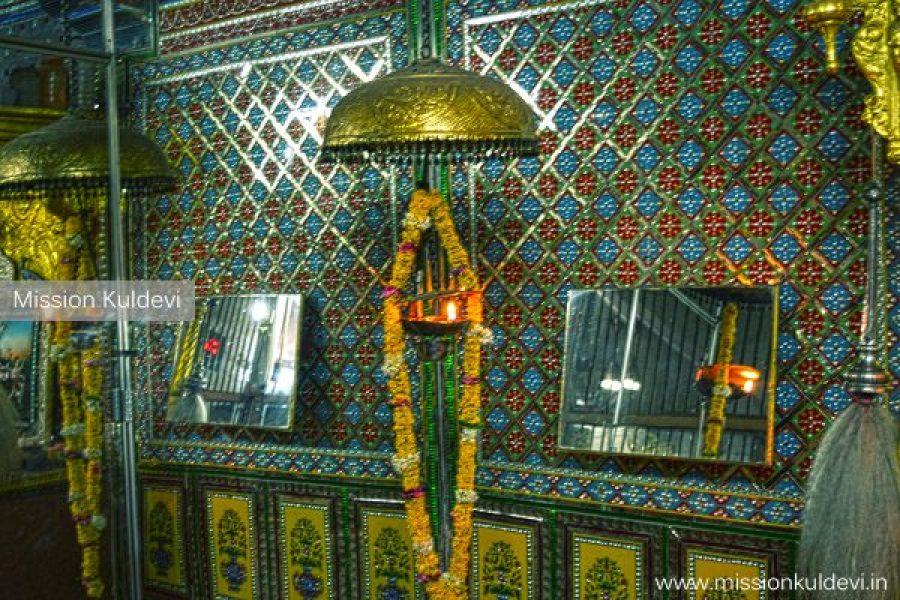 Kesar Jyoti Aai Mata Temple Bilara