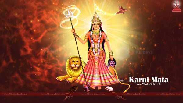 karni-mata-attractive-wallpapers