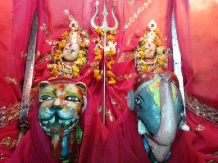 Vyaghreshwari Devi