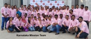 karnataka mission team