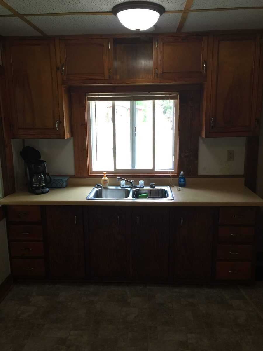 cottage 4 sink