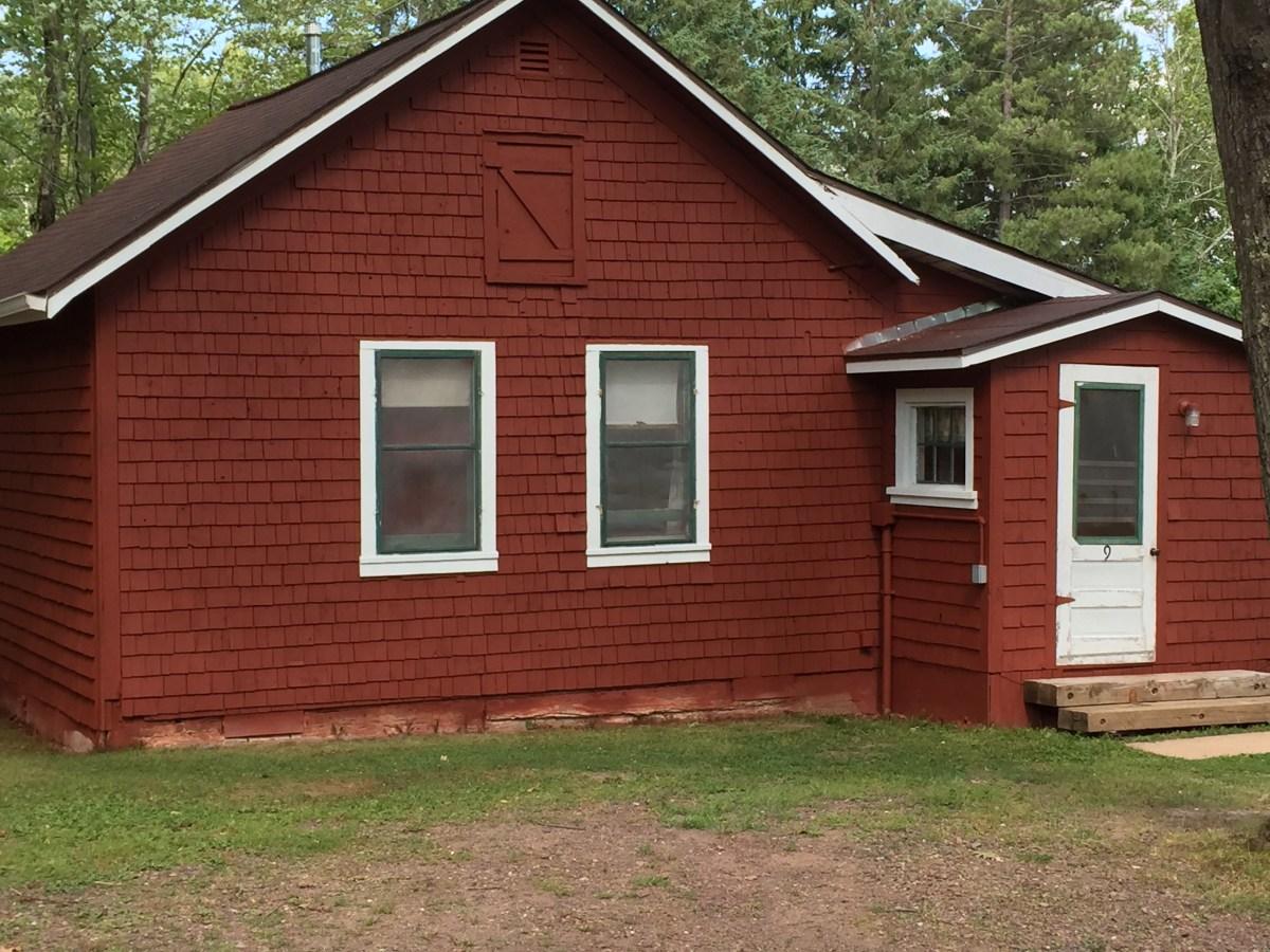 Cottage Nine Exterior