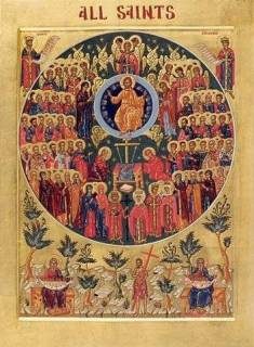 Icon for The Feast of All Saints