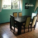 Guesthouse dining room