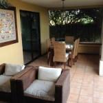 Guesthouse terrace