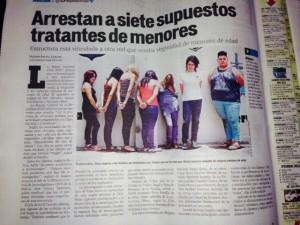 trafficking arrests